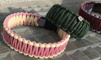Biothane-Halsbnder-rosa-grn-weinrot
