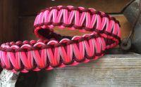 Biothane-pink-weinrot